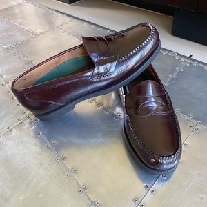 LL Bean Penny Loafers Shoes Men's Size 8